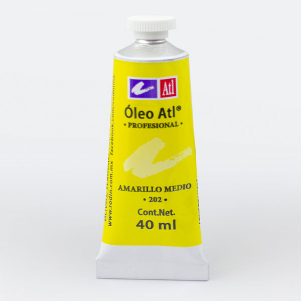 OLEO ATL-14 40ML 202 AMARILLO MEDIO