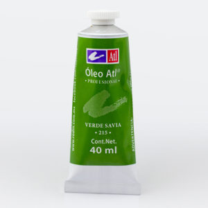 OLEO ATL-14 40ML 215 VERDE SAVIA