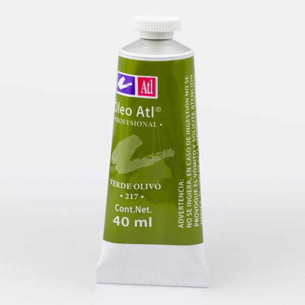 OLEO ATL-14 40ML 217 VERDE OLIVO