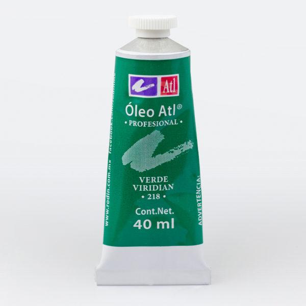 OLEO ATL-14 40ML 218 VERDE VIRIDIANA