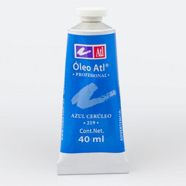 OLEO ATL-14 40ML 219 AZUL CERULEO