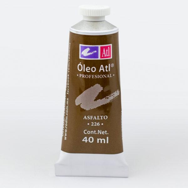 OLEO ATL-14 40ML 226 ASFALTO