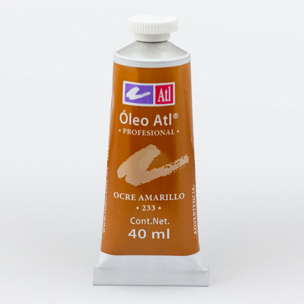 OLEO ATL-14 40ML 233 OCRE AMARILLO